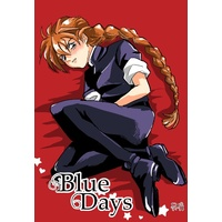 [Boys Love (Yaoi) : R18] Doujinshi - Mobile Suit Gundam Wing (Blue Days(GW12))