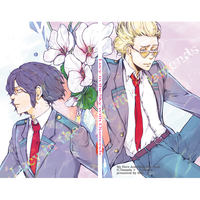 [Boys Love (Yaoi) : R18] Doujinshi - Novel - My Hero Academia / Present Mic x Aizawa Shouta (Lucy in the Sky with Diamonds 01) / 29Q
