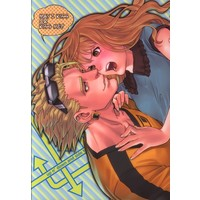 Doujinshi - TIGER & BUNNY / Ryan Goldsmith x Karina Lyle (up n' down and side to side) / North Dakota!