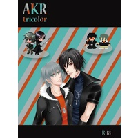 [Boys Love (Yaoi) : R18] Doujinshi - Novel - Anthology - Togainu no Chi / Shiki & Akira (AKR tricolor)