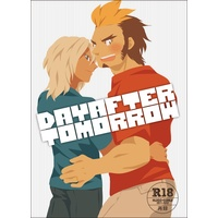 [Boys Love (Yaoi) : R18] Doujinshi - Omnibus - Inazuma Eleven Series / Gouenji & Hijikata Raiden (Day After Tomorrow) / mommy