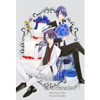 Doujinshi - Anthology - K (K Project) / Fushimi Saruhiko (Panorama Celebration) / hoshi4x115