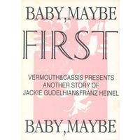 Doujinshi - Novel - Future GPX Cyber Formula / Jackie Gudelhian x Franz Heinel (BABY,MAYBE FIRST) / VERMOUTH&CASSIS