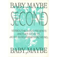 Doujinshi - Novel - Future GPX Cyber Formula / Jackie Gudelhian x Franz Heinel (BABY,MAYBY SECOND) / VERMOUTH&CASSIS
