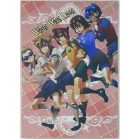 Doujinshi - Anthology - Inazuma Eleven Series / All Characters (Inazuma Eleven) (World Wide Love *合同誌) / o-maga/アンナ