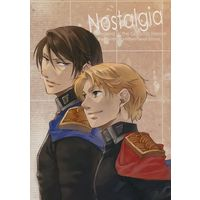 Doujinshi - Legend of the Galactic Heroes / Oskar von Reuenthal x Wolfgang Mittermeyer (Nostalgia) / FULL FREEDOM