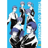 Doujinshi - PSYCHO-PASS / All Characters (THREE OUT CHANGE!!) / OUT of SERVICE