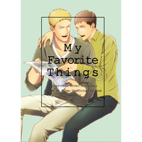 [Boys Love (Yaoi) : R18] Doujinshi - Novel - Anthology - Shingeki no Kyojin / Reiner x Jean (ライナー×ジャン小説アンソロジー「My Favorite Things」) / エイジノット