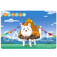 Stickers - Yuru Camp△ / Inuyama Aoi