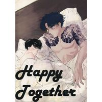 Doujinshi - Failure Ninja Rantarou / Shioe x Tachibana (Happy Together) / マンフクドウ