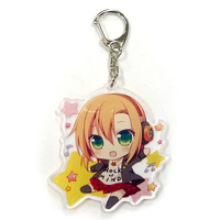 Key Chain - IM@S: Cinderella Girls / Riina Tada