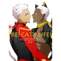 [Boys Love (Yaoi) : R18] Doujinshi - Fate/Grand Order / Lancer (Fate/stay night) x Archer (Fate/stay night) (RE: CAT's LIFE) / gyhrss