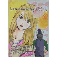 Doujinshi - TIGER & BUNNY / Kotetsu x Karina (Love comes by looking) / トマトクリーム