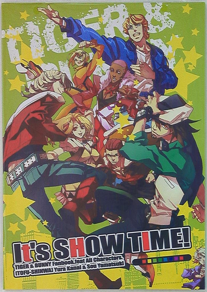 Doujinshi - TIGER & BUNNY / All Characters (It's SHOW TIME) / 東風神話