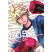 Doujinshi - Final Fantasy VII / Zack Fair x Cloud Strife (RUSH) / FINALWORLD