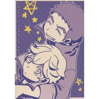 Doujinshi - IRON-BLOODED ORPHANS / Norba Shino & Eugene Seven Stark (UNDER A STARLIT SKY) / アメトコ