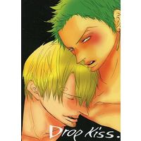 [Boys Love (Yaoi) : R18] Doujinshi - ONE PIECE / Sanji x Zoro (Drop Kiss.) / 未来予知