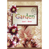 [Boys Love (Yaoi) : R18] Doujinshi - Novel - Shingeki no Kyojin / Levi x Eren (Garden) / サバ缶工房