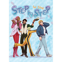Doujinshi - TIGER & BUNNY / Keith x Ivan (STEP by STEP -1st Step-) / ESPERANZA