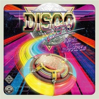 Doujin Music - DISCO HERO / Lick Dom Records