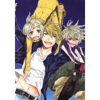Doujinshi - TIGER & BUNNY / All Characters & Origami & Dragon Kid & Sky High (Sky Drive) / Honey Biscuit