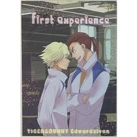 [Boys Love (Yaoi) : R18] Doujinshi - Novel - TIGER & BUNNY / Edward x Ivan (First experience) / EMR