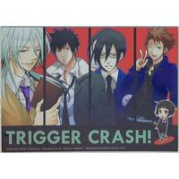 Doujinshi - PSYCHO-PASS / All Characters (TRIGGER CRASH!) / MIDDLE RANGE&もののけ捕縛部隊