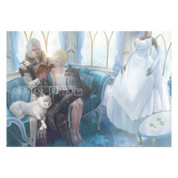 Doujinshi - Final Fantasy XV / Noctis x Lunafreya (CRY FOR THE MOON) / Legan