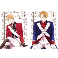[Boys Love (Yaoi) : R18] Doujinshi - Hetalia / America x United Kingdom (Re:) / ヘリオトロープ