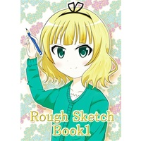 Doujinshi - Illustration book - GochiUsa (Rough Sketch Book1) / 藤中工房