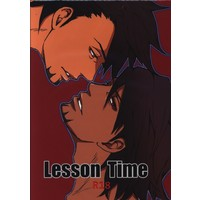 [Boys Love (Yaoi) : R18] Doujinshi - TIGER & BUNNY / H-01 x Kotetsu (Lesson Time) / 3mg