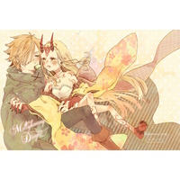 Doujinshi - Fate/Grand Order / Robin Hood & Ibaraki Douji (Meltyhoney Drop) / はこわに
