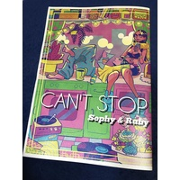 Doujinshi - CAN'T STOP -Sophy&Ruby- / 北大路みみ