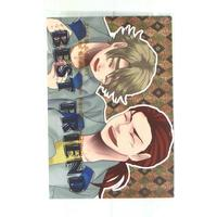Doujinshi - TIGER & BUNNY / Edward x Ivan (BEST FRIEND) / 底辺