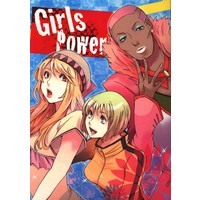 Doujinshi - TIGER & BUNNY / Pao-Lin & Nathan & Karina (Girls Power) / 2th
