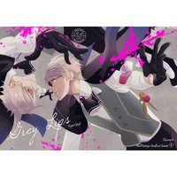 [Boys Love (Yaoi) : R18] Doujinshi - Fate/Grand Order / Henry Jekyll & Hyde (Fate Series) (Grey Lips) / 九十九屋
