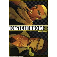 [Boys Love (Yaoi) : R18] Doujinshi - TIGER & BUNNY / Pao-Lin Huang x Antonio Lopez (ROAST BEEF A GO GO) / 我慢汁にチンパイパイ
