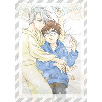 [Boys Love (Yaoi) : R18] Doujinshi - Novel - Yuri!!! on Ice / Victor x Katsuki Yuuri (【ポストカード付き】君在りて、君想う 君ありて幸福) / 9ma