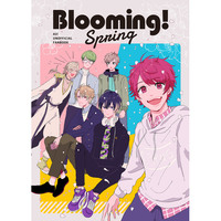 Doujinshi - Illustration book - A3! / All Characters (Blooming! spring) / no.86