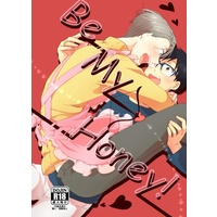 [Boys Love (Yaoi) : R18] Doujinshi - Manga&Novel - Anthology - Yuri!!! on Ice / Katsuki Yuuri x Victor (Be My Honey!) / himemiya land