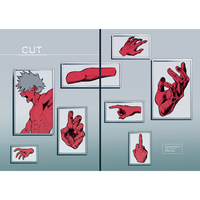 Doujinshi - Illustration book - My Hero Academia / Bakugou Katsuki (CUT) / NNM