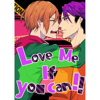 Doujinshi - A3! / Settsu Banri & Hyoudou Juuza (Love Me If you can !!) / mozza