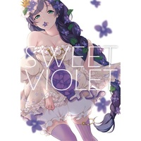 Doujinshi - Illustration book - Love Live / Nico & Nozomi & Eri (SWEET VIOLET) / i WANNA !