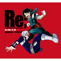 [Boys Love (Yaoi) : R18] Doujinshi - Novel - Omnibus - My Hero Academia / Midoriya Izuku x Todoroki Shouto (Re;) / switchOFF