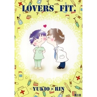 [Boys Love (Yaoi) : R18] Doujinshi - Novel - Blue Exorcist / Yukio x Rin (LOVERS FIT.) / 蒼雲商店
