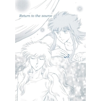 Doujinshi - Saint Seiya / Milo x Camus (Return to the source) / HAPPY☆SCORPIO