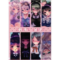 Doujinshi - Illustration book - Danganronpa V3 / All Characters (Dangan Ronpa) (SWEET LADYS) / Personal Space