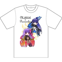 T-shirts - Fate/EXTRA / Meltlilith & Passionlip Size-LL