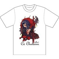 T-shirts - Fate/EXTRA / Lancer (Fate/stay night) Size-S