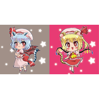 Cushion Cover - Touhou Project / Flandre & Remilia